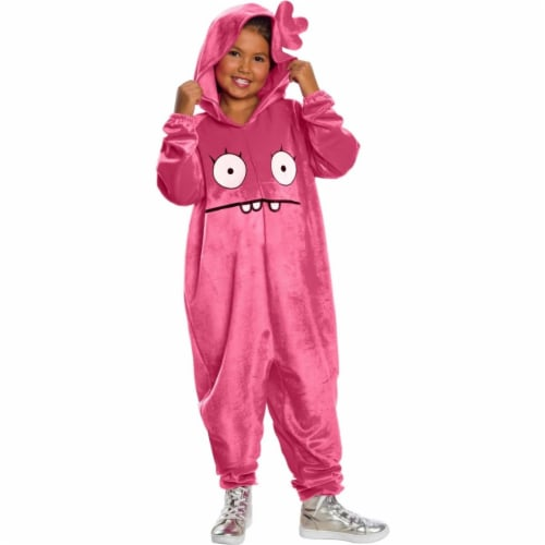 Rubies 405297 Uglydolls Moxy Child Costume - Large Perspective: front