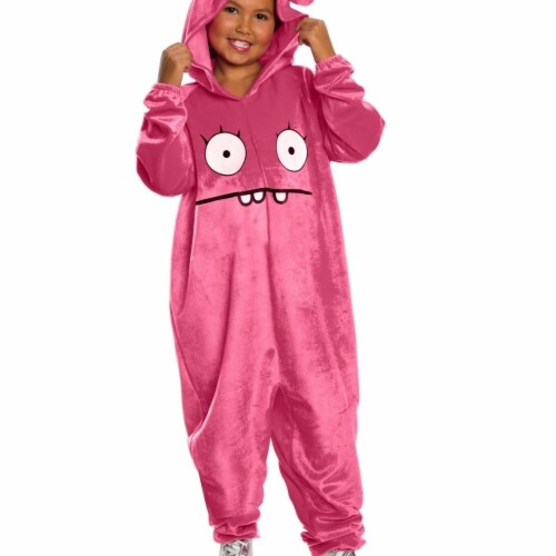 Rubies 405298 Uglydolls Moxy Child Costume - Medium Perspective: front