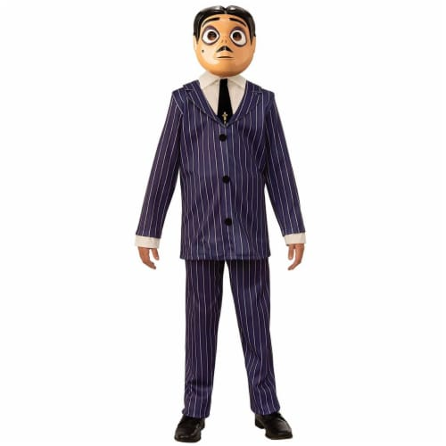 Rubies 405351 The Addams Family Gomez Child Costume - Small Perspective: front