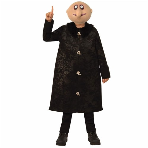 Rubies 405352 The Addams Family Fester Child Costume - Large Perspective: front