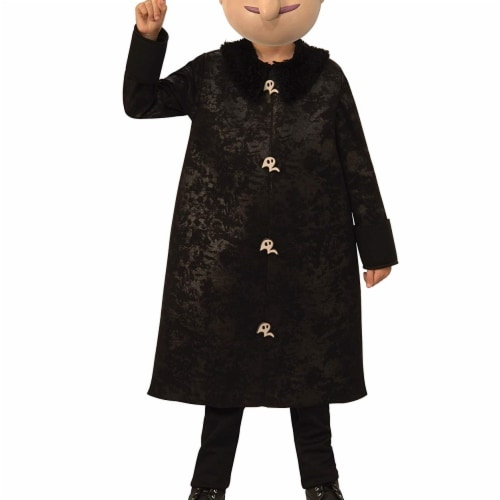 Rubies 405354 The Addams Family Fester Child Costume - Small Perspective: front