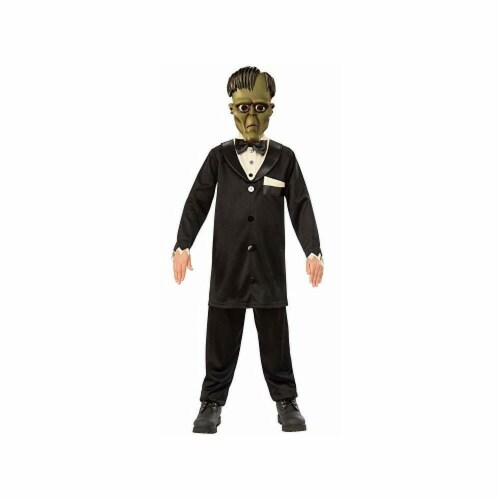 Rubies 405355 The Addams Family Lurch Child Costume - Large Perspective: front
