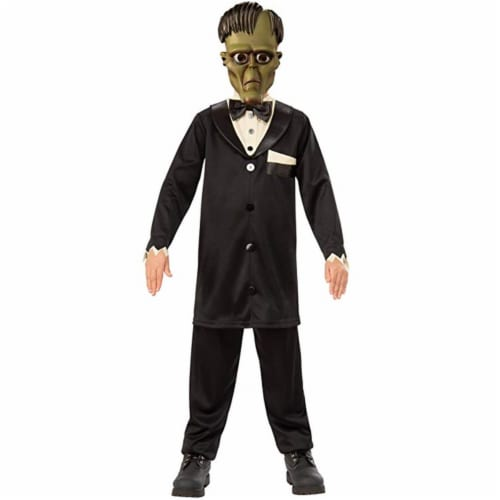 Rubies 405357 The Addams Family Lurch Child Costume - Small Perspective: front