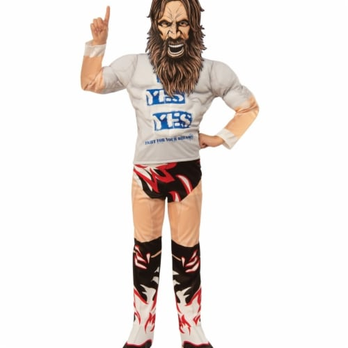 Rubies 405407 WWE Daniel Bryan Deluxe Child Costume - Small Perspective: front