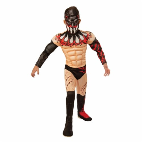Rubies 405411 WWE Finn Balor Deluxe Child Costume - Large Perspective: front