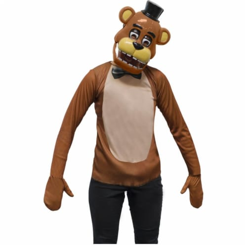 Rubies 405453 Five Nights at Freddys Freddy Child Costume - Large Perspective: front