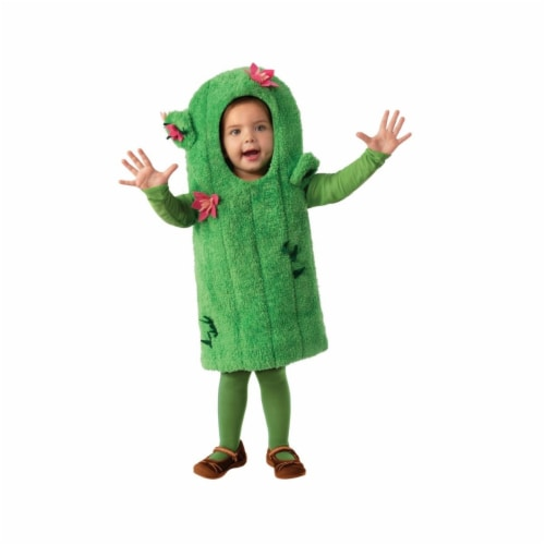 Rubies 405472 Cactus Child Costume - Medium Perspective: front