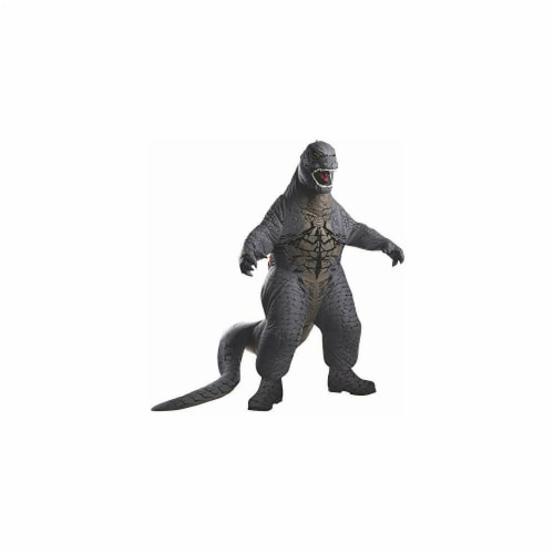 Rubies 405625 King of the Monsters Godzilla Inflatable Costume Child Costume - One Size Perspective: front