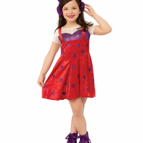 Rubies 405667 Boxy Girls Riley Child Costume - Small Perspective: front