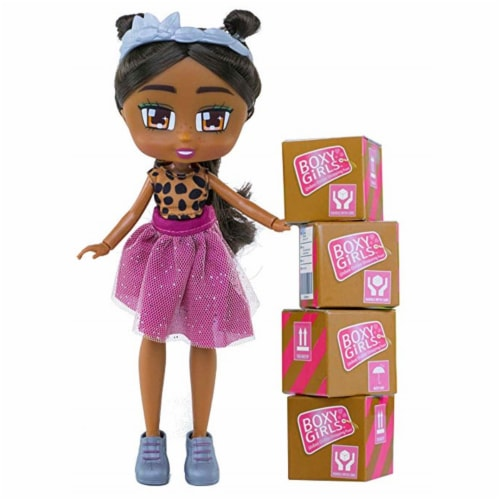 Rubies 405670 Boxy Girls Nomi Child Costume - Small Perspective: front