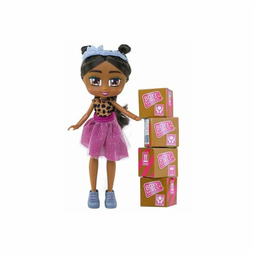 Rubies 405671 Boxy Girls Nomi Child Costume - Extra Small Perspective: front