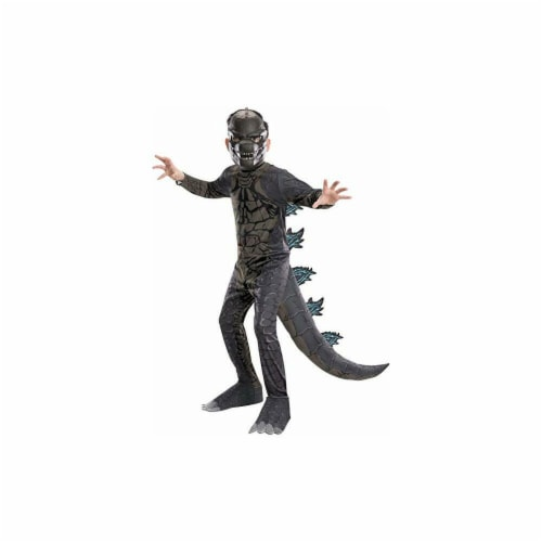 Rubies 405323 King of the Monsters Godzilla Classic Costume Child Costume - Extra Small Perspective: front