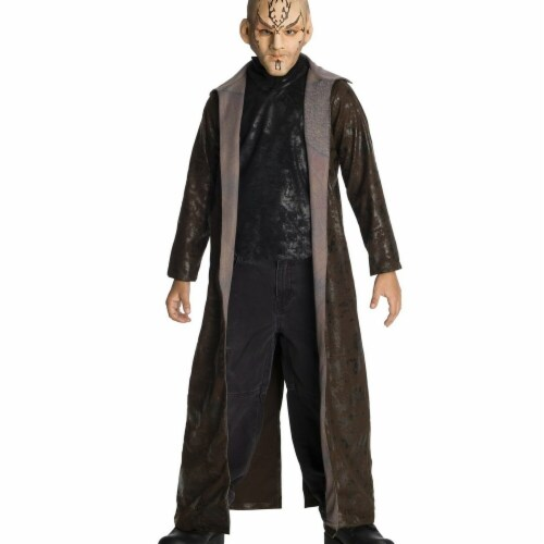 Rubies Costumes 284240 Star Trek Boys Deluxe Nero Costume, Small Perspective: front