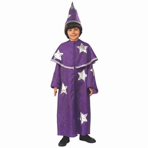 Rubies 405374 Stranger Things 3 Kids Wills Wizard Outfit Child Costume - Extra Large Perspective: front
