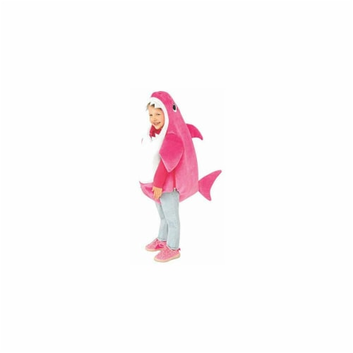 Rubies 414235 Baby Shark-Mommy Shark Kids Costume - Infant Perspective: front