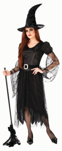 Rubie's Adult Medium Witch of Darkness Costume Perspective: front