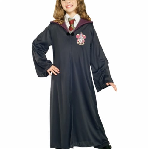 Morris Costume RU884253MD Gryffindor Robe Child Costume, Medium Perspective: front