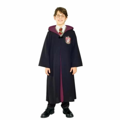 Costumes For All Occasions RU884255SM Harry Potter Deluxe Child Sm Perspective: front