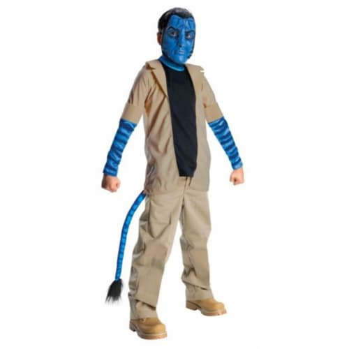 Costumes For All Occasions RU884292SM Avatar Jake Sulley Child Small Perspective: front