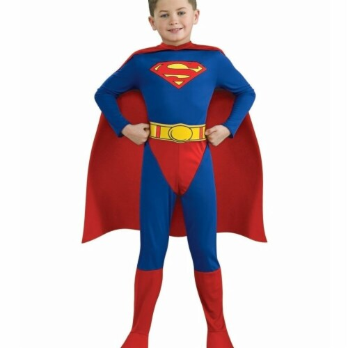 BuySeasons 283641 Superman Infant Costume Perspective: front