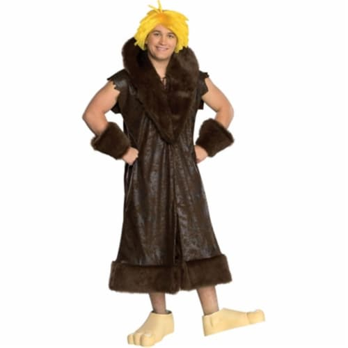 Costumes For All Occasions Ru885006 Barney Rubble Teen Perspective: front