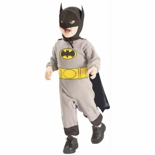 Costumes For All Occasions RU885109N Batman Infant 0-9 Months Perspective: front