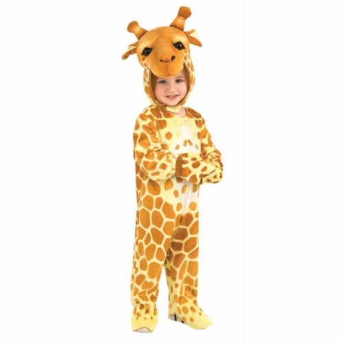 Costumes For All Occasions RU885121SM Giraffe Child Small Perspective: front