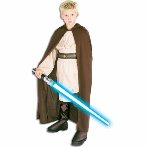 BuySeasons 283630 Jedi Robe Child Costume, Extra Large 14-16 Perspective: front