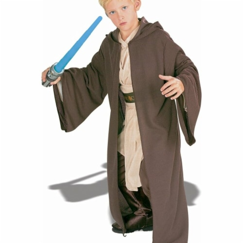 BuySeasons 283575 Jedi Robe Child Costume Perspective: front