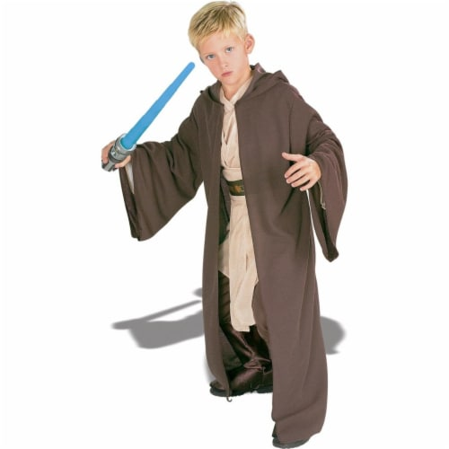 BuySeasons 283574 Jedi Robe Child Costume, Extra Large 14-16 Perspective: front