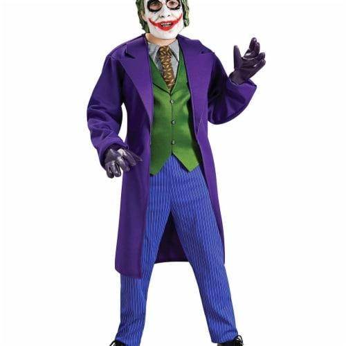 BuySeasons 283568 Batman Dark Knight Deluxe the Joker Child Costume Perspective: front