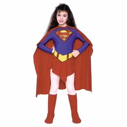 Costumes For All Occasions AF92LG Supergirl Child Large Perspective: front