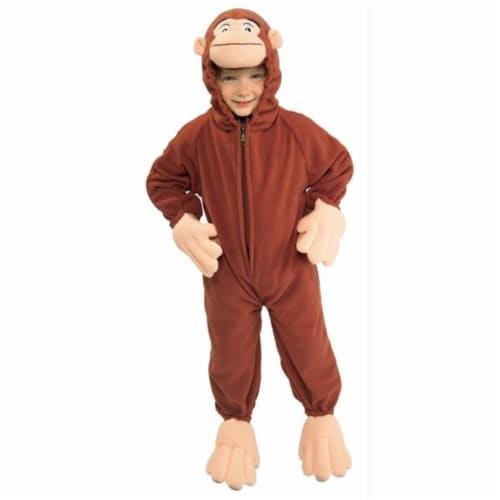 Costumes For All Occasions RU885500T Curious George Toddler Perspective: front