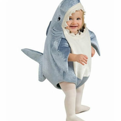 BuySeasons 286828 Toddler Shark Costume Perspective: front