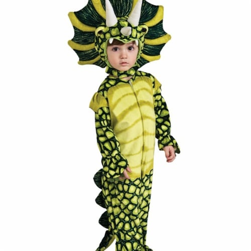 Rubies Costumes 274189 Triceratops Child Costume Small Perspective: front