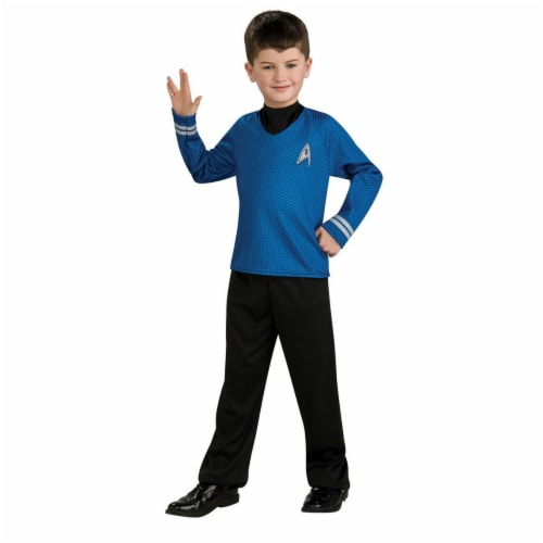 Rubies Costumes 284284 Star Trek Boys Spock Costume, Medium Perspective: front