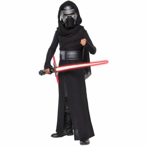 BuySeasons 283610 Star Wars Episode VII - Boys Kylo Ren Deluxe Costume, Extra Large 14-16 Perspective: front