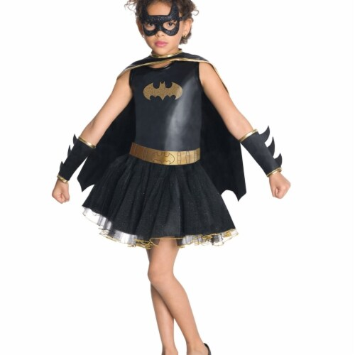 BuySeasons 283594 Batgirl Tutu Child Costume, Large Perspective: front
