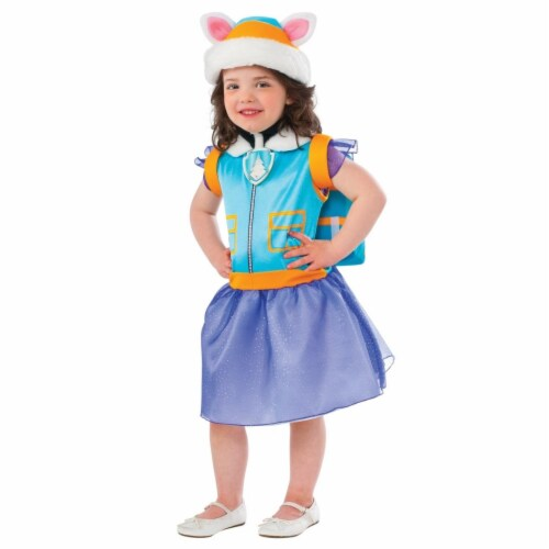 BuySeasons 283619 Paw Patrol - Everest Classic Toddler Costume Perspective: front