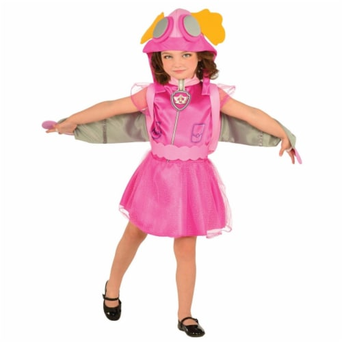 BuySeasons 283603 Paw Patrol - Skye Toddler & Child Costume Perspective: front