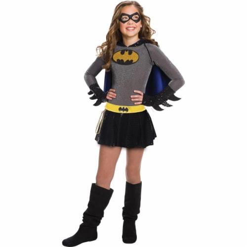 Rubies Costumes 274204 Batgirl Child Costume - Medium Perspective: front