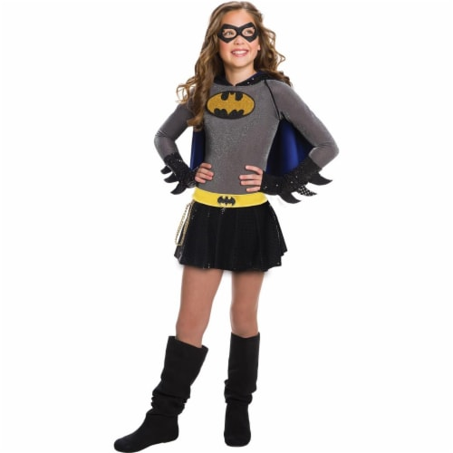 Rubies Costumes 274203 Batgirl Child Costume - Large Perspective: front