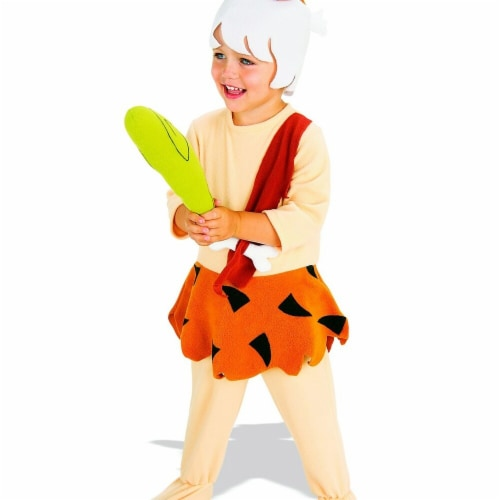 Rubies Costumes 272168 Bamm-Bamm Child Costume - Medium Perspective: front