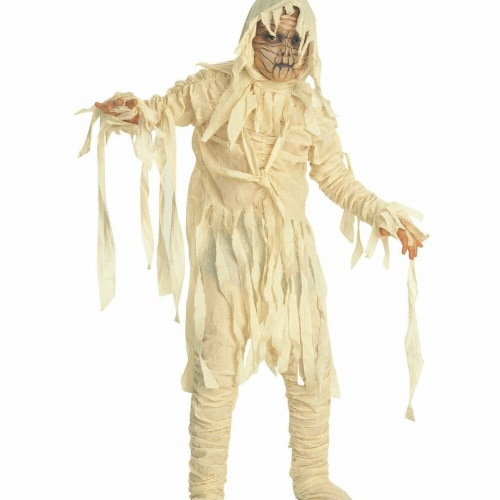 Rubies Costumes 273726 Mummy Child Costume - Medium Perspective: front
