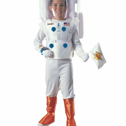 Rubies 406093 Astronaut Child Costume - Small Perspective: front