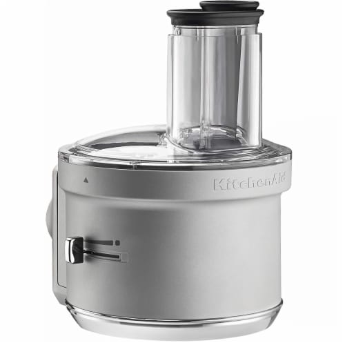 Kitchenaid Food Processor Dicing Kit Perspective: front