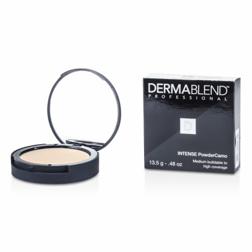 Dermablend Intense Powder Camo Compact Foundation (Medium Buildable to High Coverage)  # Cara Perspective: front