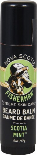 Nova Scotia Fisherman  Beard Balm Scotia Mint Perspective: front