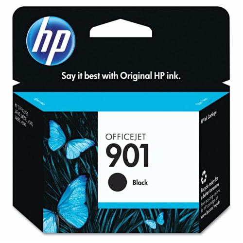 HP Officejet 901 Original Ink Cartridge - Black Perspective: front