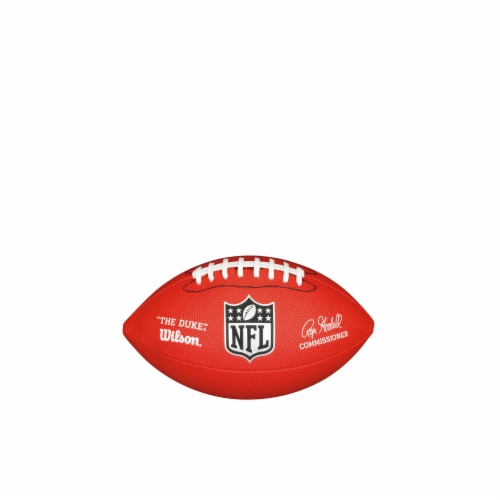 Wilson NFL Mini Football - Assorted Perspective: front